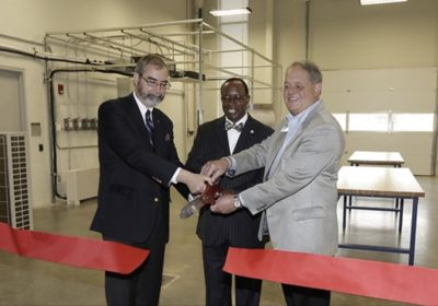 LG ENERGY-EFFICIENT AIR CONDITIONING TECHNOLOGY AT HEART OF TARRANT COUNTY COLLEGE HVAC PROGRAM LAB