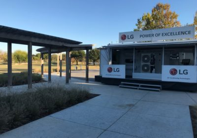 LG TECHNOLOGY ROADSHOW TRAVELS TO TARRANT COUNTY