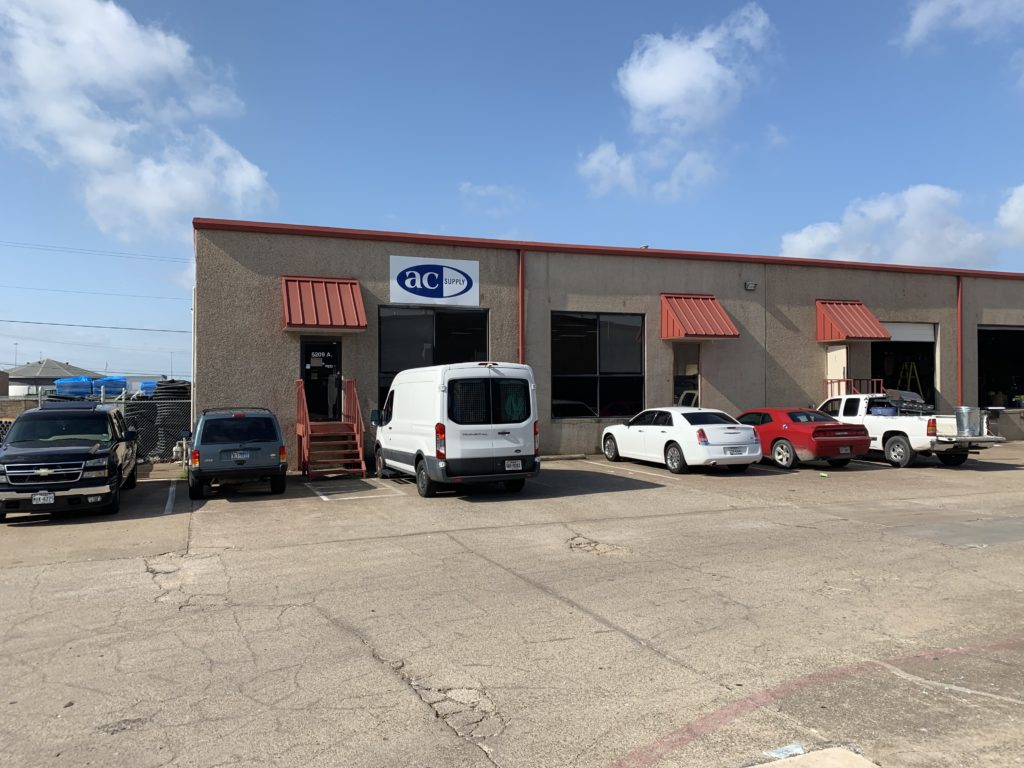 North Richland Hills - AC SUPPLY CO