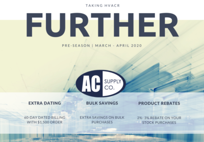 2020 AC Supply Pre-Season