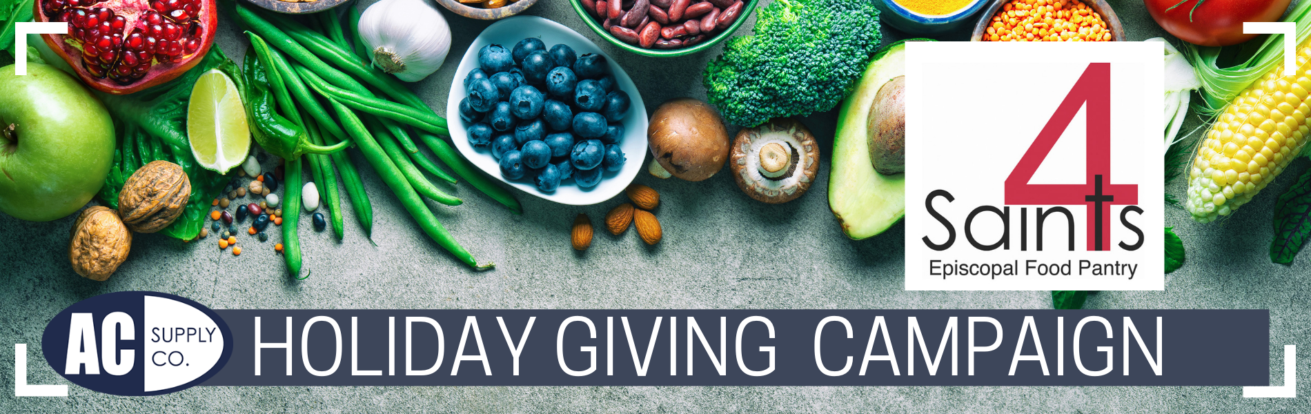 Holiday Giving to End Hunger