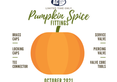 Limited Time Only – Pumpkin Spice Fittings